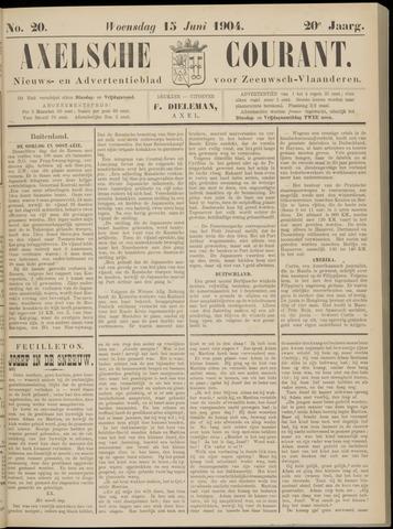 Axelsche Courant 1904-06-15
