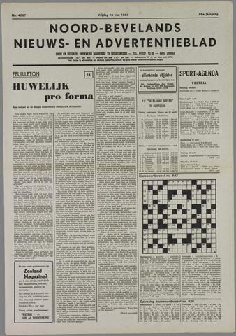 Noord-Bevelands Nieuws- en advertentieblad 1983-05-13
