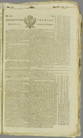 Middelburgsche Courant 1807-11-19