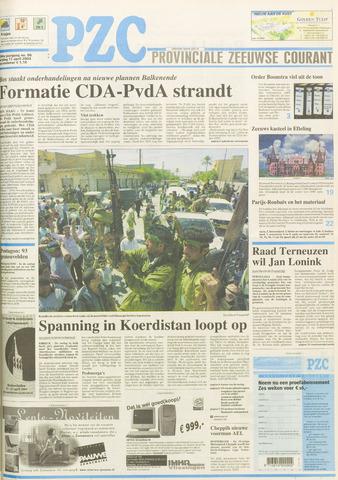 Provinciale Zeeuwse Courant 2003-04-11