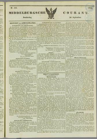 Middelburgsche Courant 1846-09-24