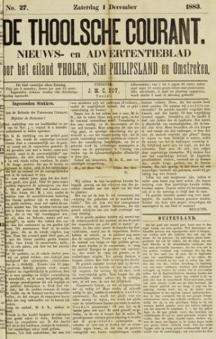 Ierseksche en Thoolsche Courant 1883-12-01