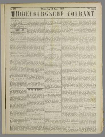 Middelburgsche Courant 1919-06-16