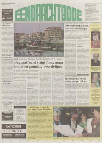 Eendrachtbode (1945-heden)/Mededeelingenblad voor het eiland Tholen (1944/45) 2004-11-25