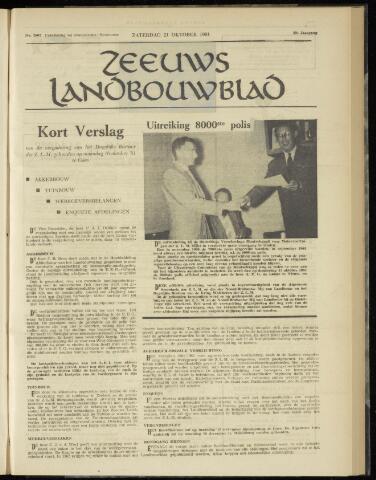 Zeeuwsch landbouwblad ... ZLM land- en tuinbouwblad 1961-10-21