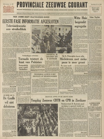 Provinciale Zeeuwse Courant 1963-05-30