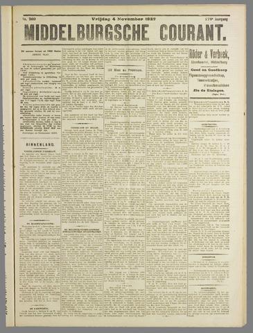Middelburgsche Courant 1927-11-04