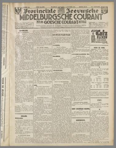Middelburgsche Courant 1933-10-16