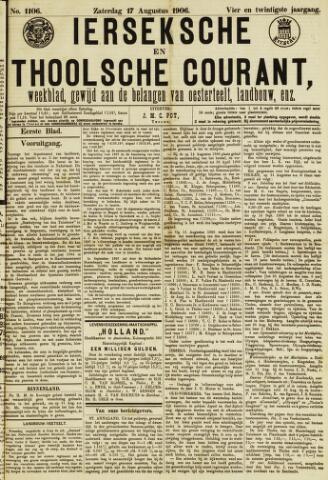 Ierseksche en Thoolsche Courant 1906-08-17