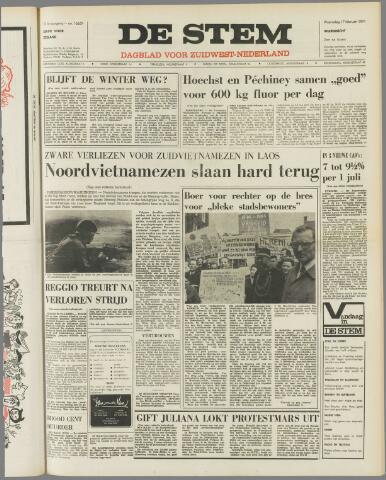 de Stem 1971-02-17