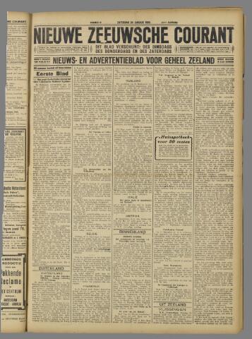Nieuwe Zeeuwsche Courant 1925-01-24