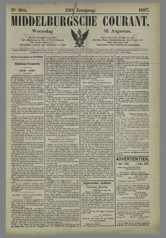 Middelburgsche Courant 1887-08-31