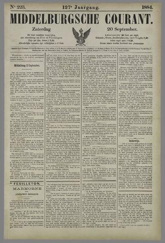 Middelburgsche Courant 1884-09-20