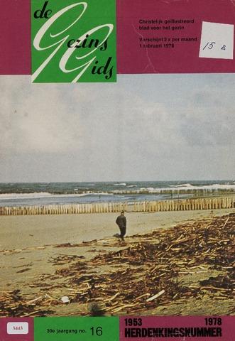 Watersnood documentatie 1953 - tijdschriften 1978-02-01