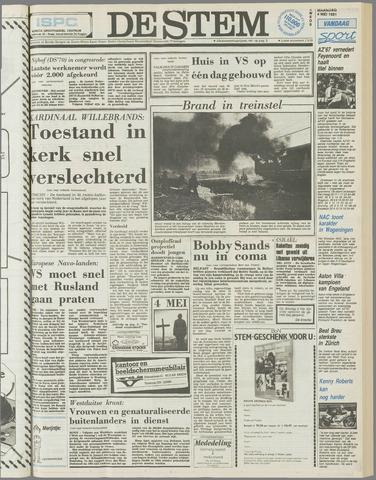 de Stem 1981-05-04