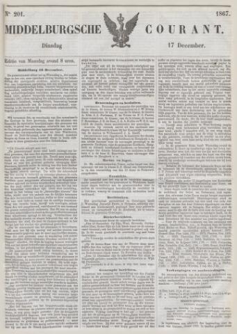 Middelburgsche Courant 1867-12-17