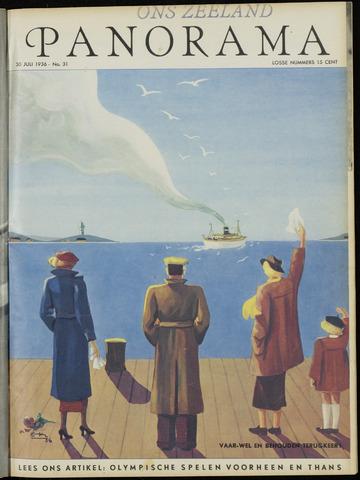 Ons Zeeland / Zeeuwsche editie 1936-07-30
