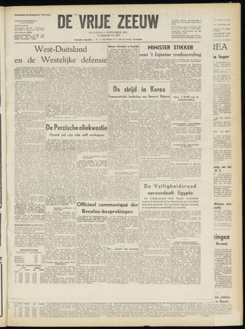de Vrije Zeeuw 1951-09-03