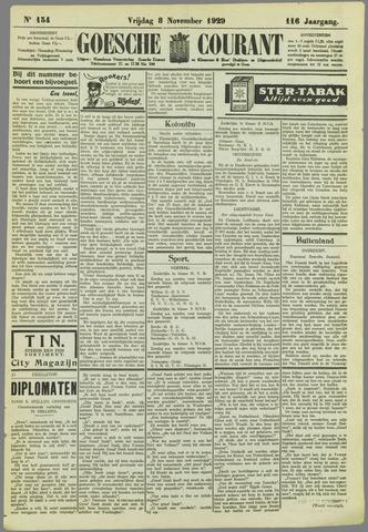 Goessche Courant 1929-11-08