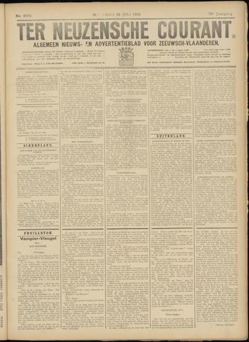 Ter Neuzensche Courant. Algemeen Nieuws- en Advertentieblad voor Zeeuwsch-Vlaanderen / Neuzensche Courant ... (idem) / (Algemeen) nieuws en advertentieblad voor Zeeuwsch-Vlaanderen 1930-07-28