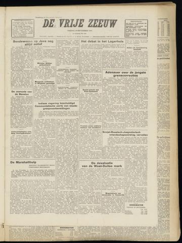 de Vrije Zeeuw 1949-09-30