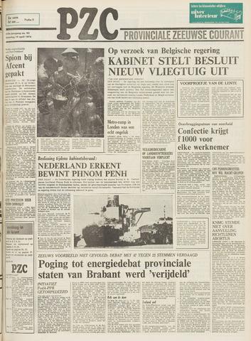 Provinciale Zeeuwse Courant 1975-04-19