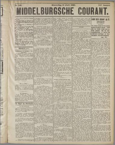 Middelburgsche Courant 1921-07-11