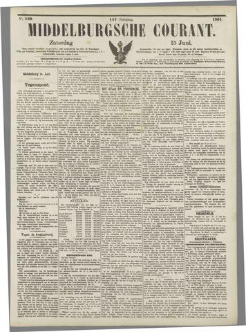 Middelburgsche Courant 1901-06-15