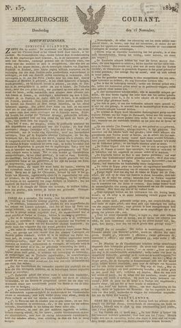 Middelburgsche Courant 1827-11-15