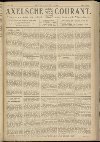 Axelsche Courant 1932-07-08