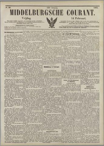 Middelburgsche Courant 1902-02-14