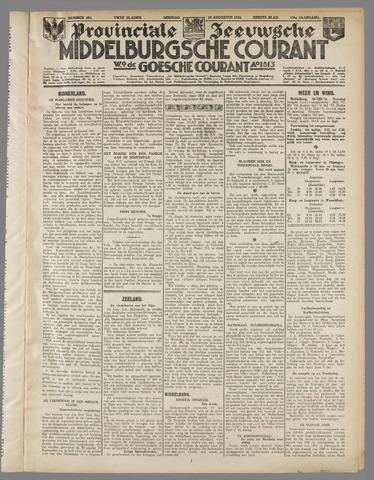 Middelburgsche Courant 1933-08-29