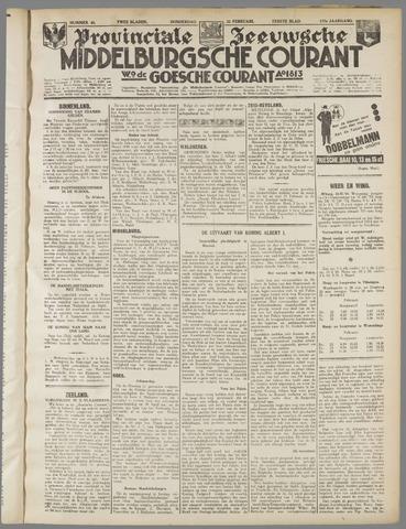 Middelburgsche Courant 1934-02-22