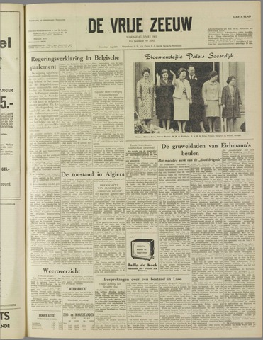 de Vrije Zeeuw 1961-05-03