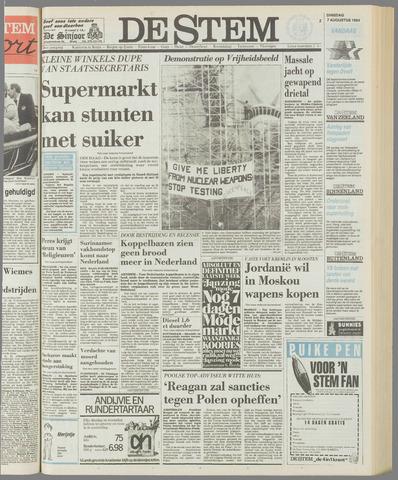 de Stem 1984-08-07