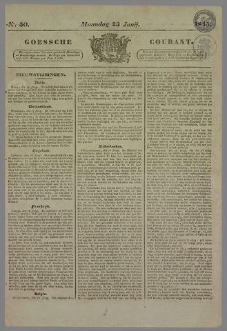 Goessche Courant 1845-06-23