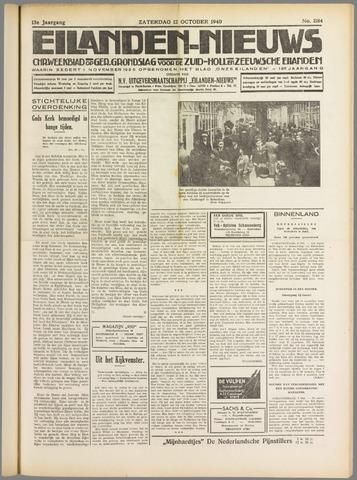 Eilanden-nieuws. Christelijk streekblad op gereformeerde grondslag 1940-10-12
