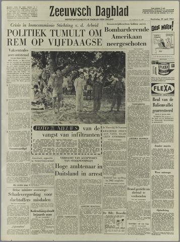 Zeeuwsch Dagblad 1961-04-20