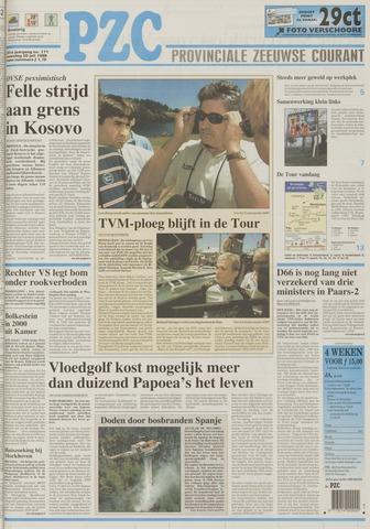 Provinciale Zeeuwse Courant 1998-07-20