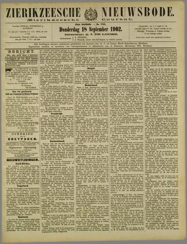 Zierikzeesche Nieuwsbode 1902-09-18