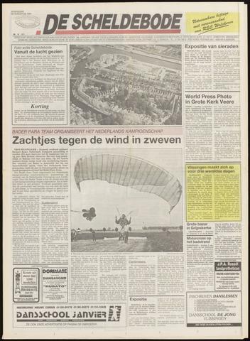 Scheldebode 1991-08-28