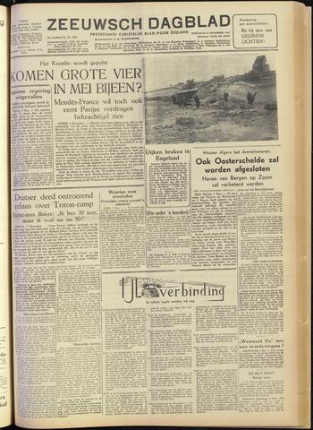 Zeeuwsch Dagblad 1954-12-08