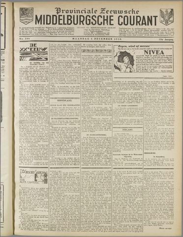 Middelburgsche Courant 1930-12-08