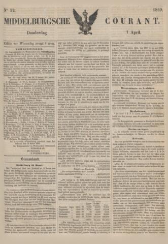 Middelburgsche Courant 1869-04-01