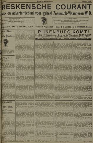 Breskensche Courant 1934-08-10