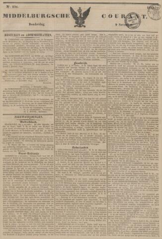 Middelburgsche Courant 1843-11-09
