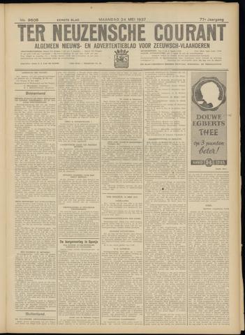 Ter Neuzensche Courant. Algemeen Nieuws- en Advertentieblad voor Zeeuwsch-Vlaanderen / Neuzensche Courant ... (idem) / (Algemeen) nieuws en advertentieblad voor Zeeuwsch-Vlaanderen 1937-05-24