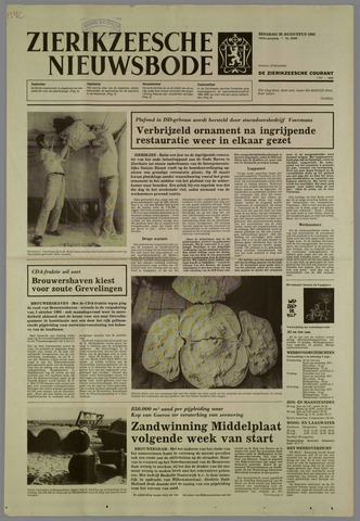 Zierikzeesche Nieuwsbode 1984-08-28