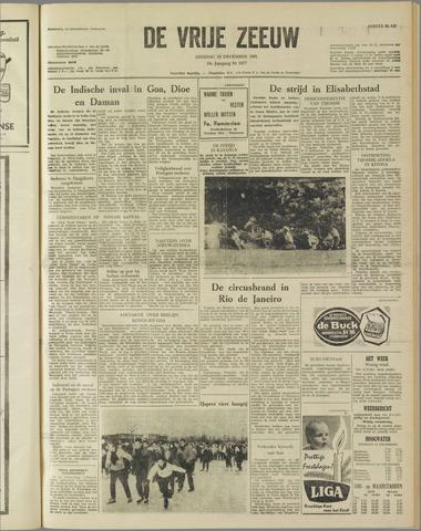 de Vrije Zeeuw 1961-12-19