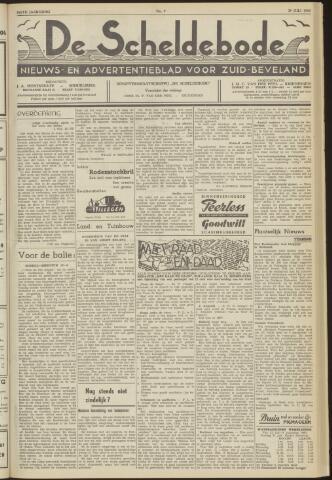 Scheldebode 1960-07-29